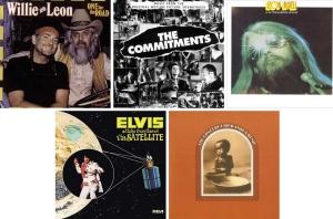 Larry albums